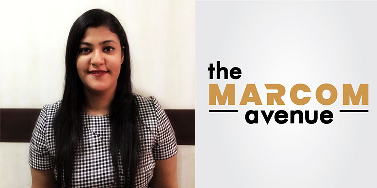 From Marketing and Communications Fraternity to the Director of The Marcom Avenue. The journey of  Divanshi Gupta